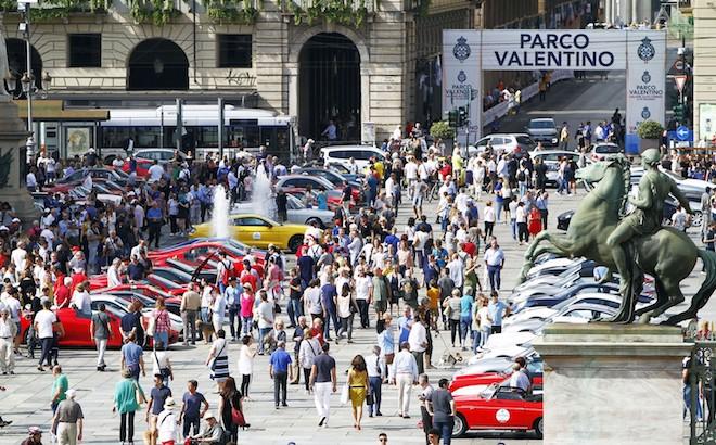 Parco Valentino 2018: oltre 600.000 visitatori, novità per il 2019