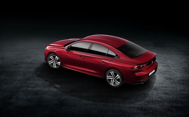 Peugeot 508: arriva in Italia ad ottobre, a partire da 30.350 euro