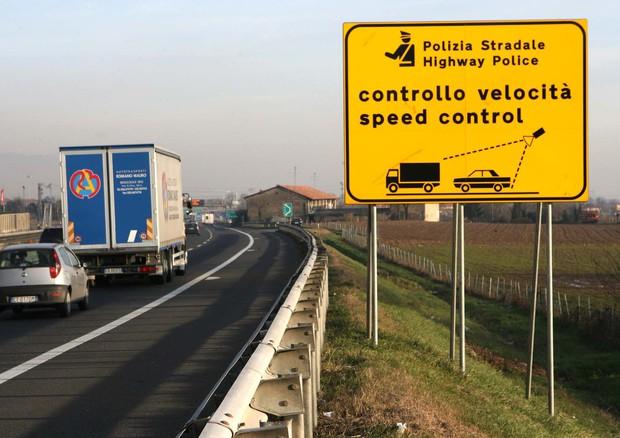 Nuovo Tutor in autostrada: rileverà più infrazioni contemporaneamente