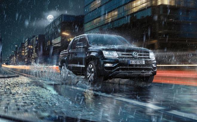 Volkswagen Amarok: arriva in Italia la versione con V6 da 258 CV