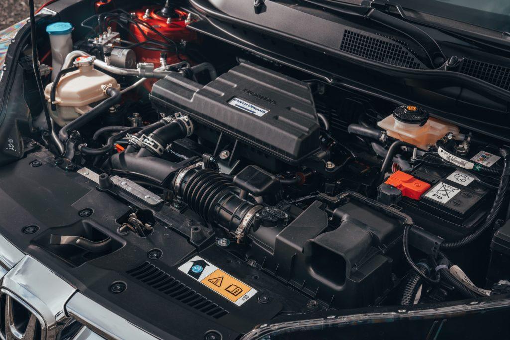 Honda CR-V: disponibile col nuovo motore VTEC 1.5 Turbo benzina