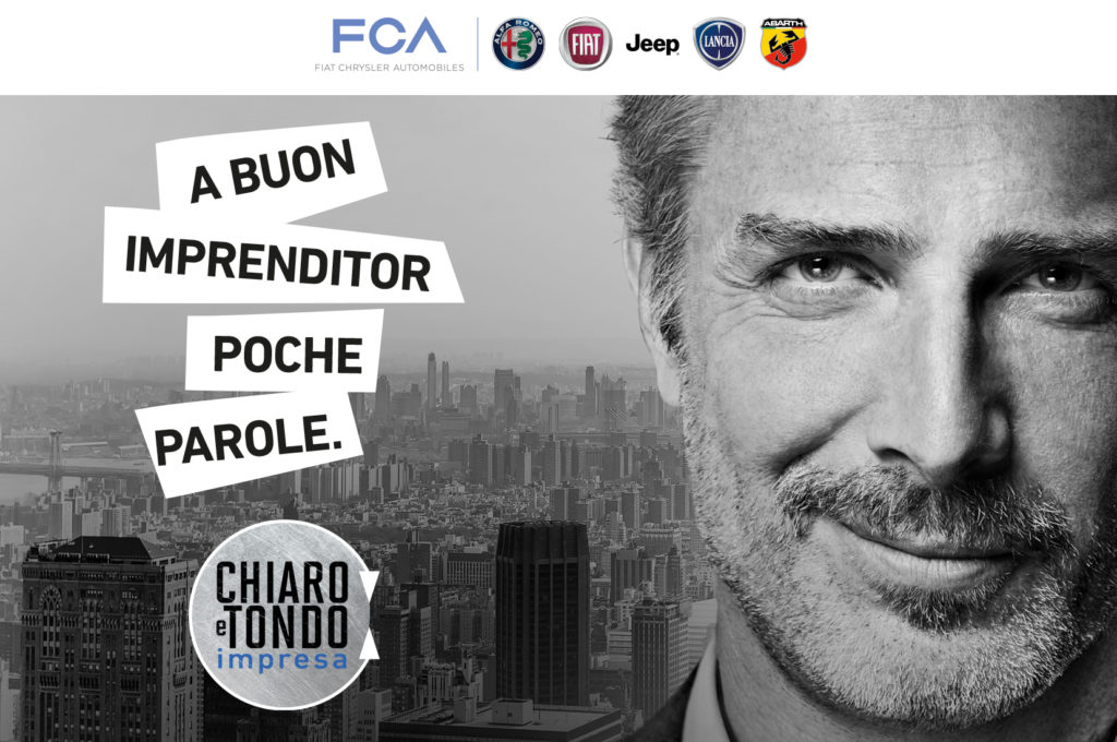 FCA: il bonus Chiaro e Tondo Impresa vale anche a luglio