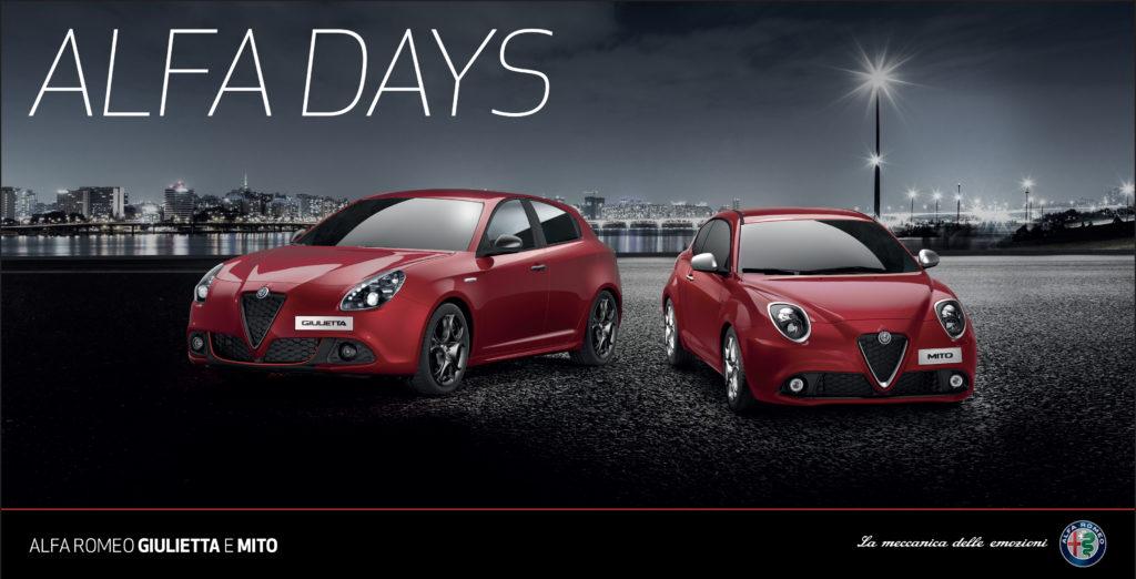 Alfa Romeo: pioggia di promozioni su Giulietta e Mito
