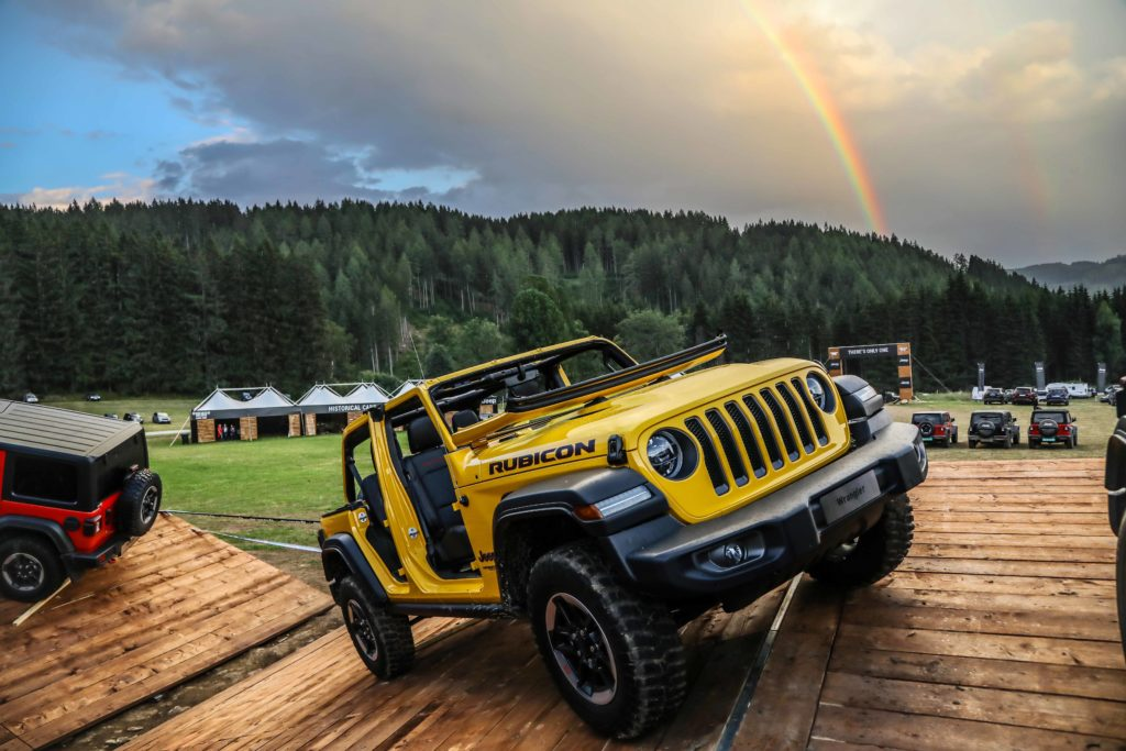 Jeep Camp: l'edizione 2018 è stata un successo