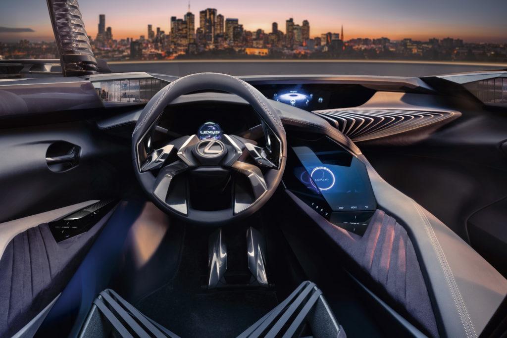 Lexus: le auto elettriche non sono ancora pronte per la diffusione di massa