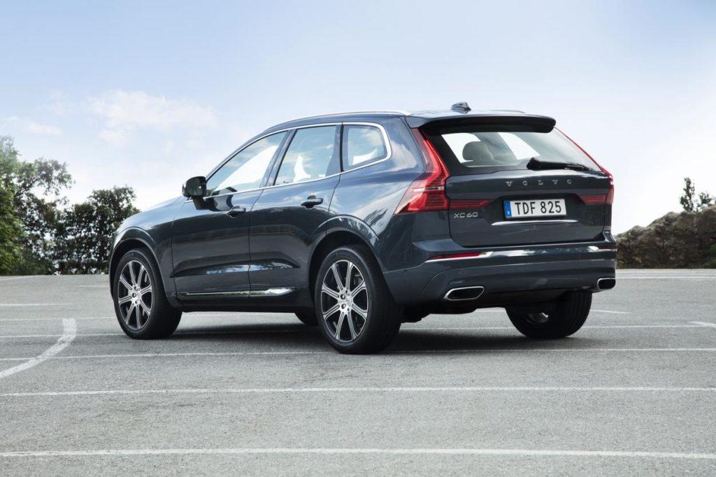 Volvo: vendite da record nel primo semestre 2018