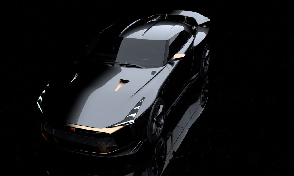 Nissan GT-R50 by Italdesign: debutto mondiale al Goodwood Festival of Speed2018