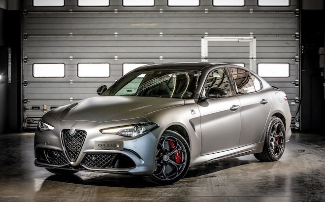 Alfa Romeo Goodwood Festival of Speed 2018 - Foto ufficiali