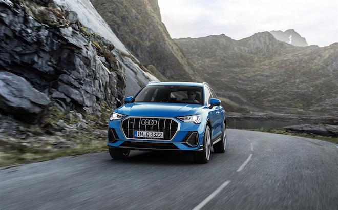 Audi Q3: il SUV diventa più grande e connesso [VIDEO]