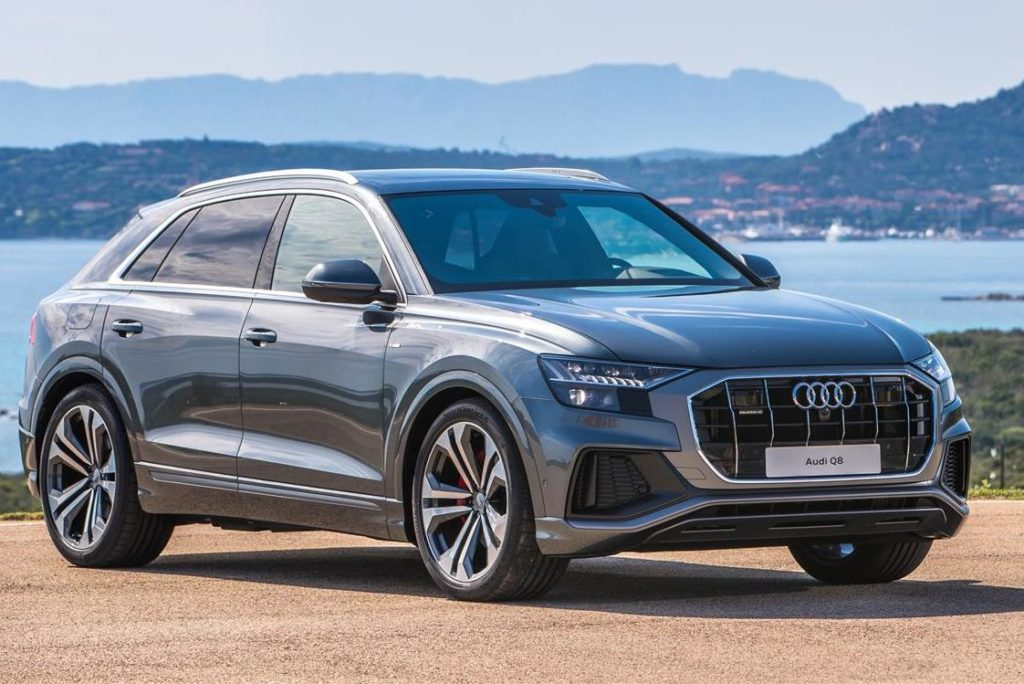 Audi Q8: alla scoperta dell'abitacolo [VIDEO]