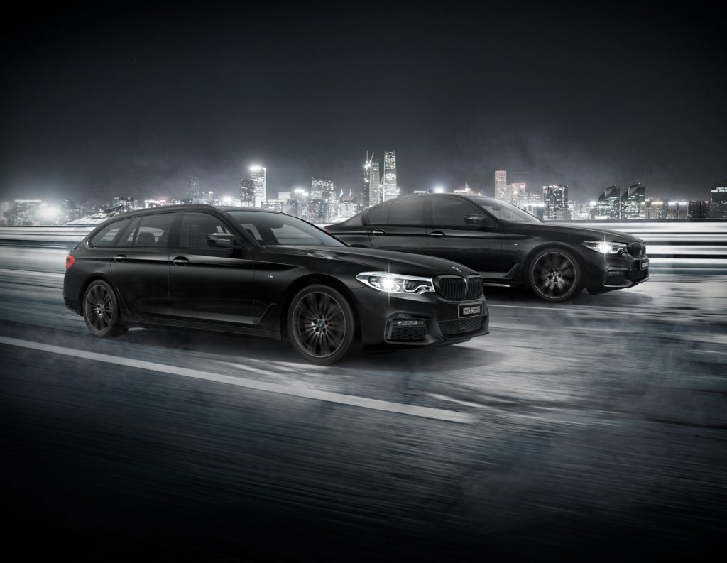 BMW Serie 5 e M5 Mission Impossible Edition