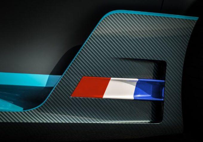 Bugatti Divo: svelata la lama aerodinamica in carbonio [TEASER]