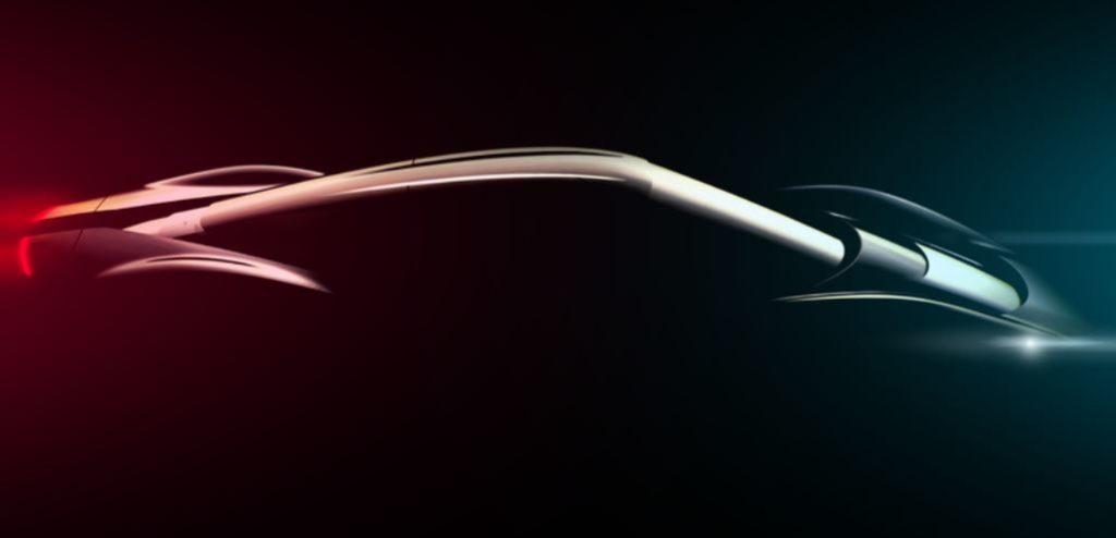 Pininfarina PF0: la nuova hypercar elettrica comincia a scoprirsi [TEASER]
