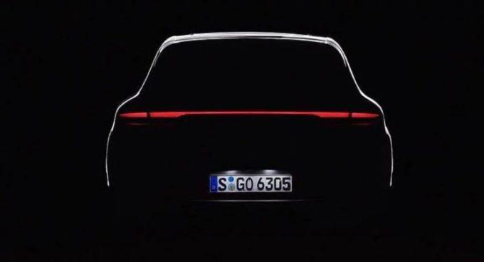 Porsche Macan: nuovo teaser in vista della presentazione ufficiale