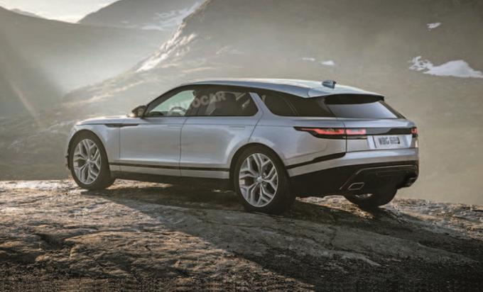 Land Rover Road Rover: un inedito modello all'orizzonte?