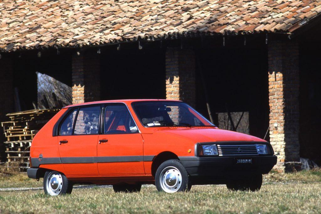 Citroen VISA - vettura storica