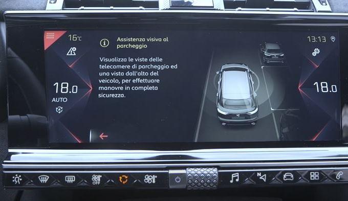 DS 7 Crossback: tecnologia e ADAS [VIDEO]