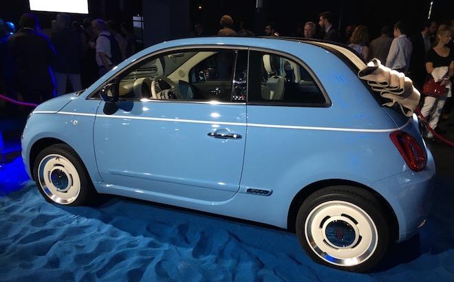 Fiat 500 Spiaggina La Doppia Rinascita Di Un Icona Foto Live