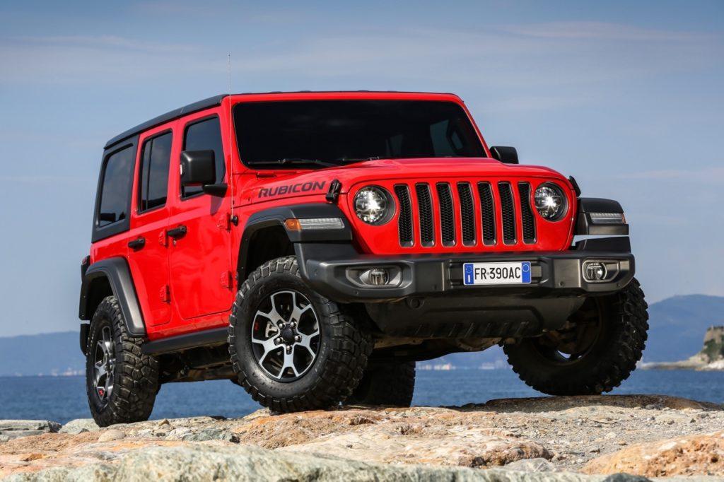 Nuova Jeep Wrangler: il design si evolve, ma resta sempre autentico