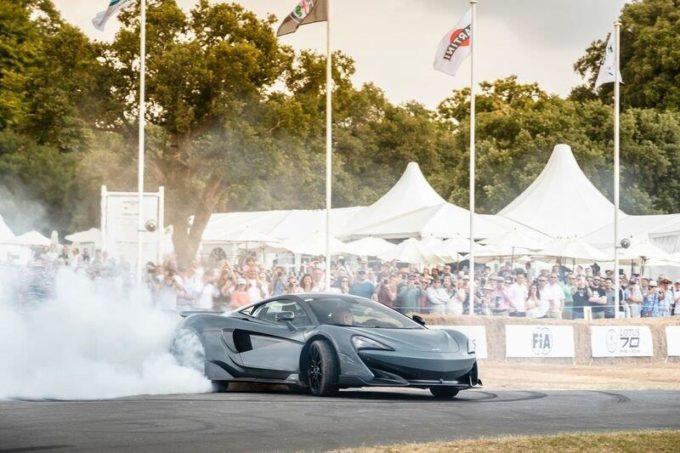McLaren Track25: al via il nuovo piano industriale