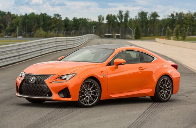 Lexus: la futura gamma F sarà elettrificata?