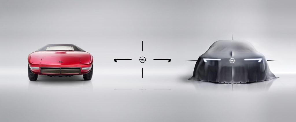 Opel: il nuovo design incarnerà grinta e purezza