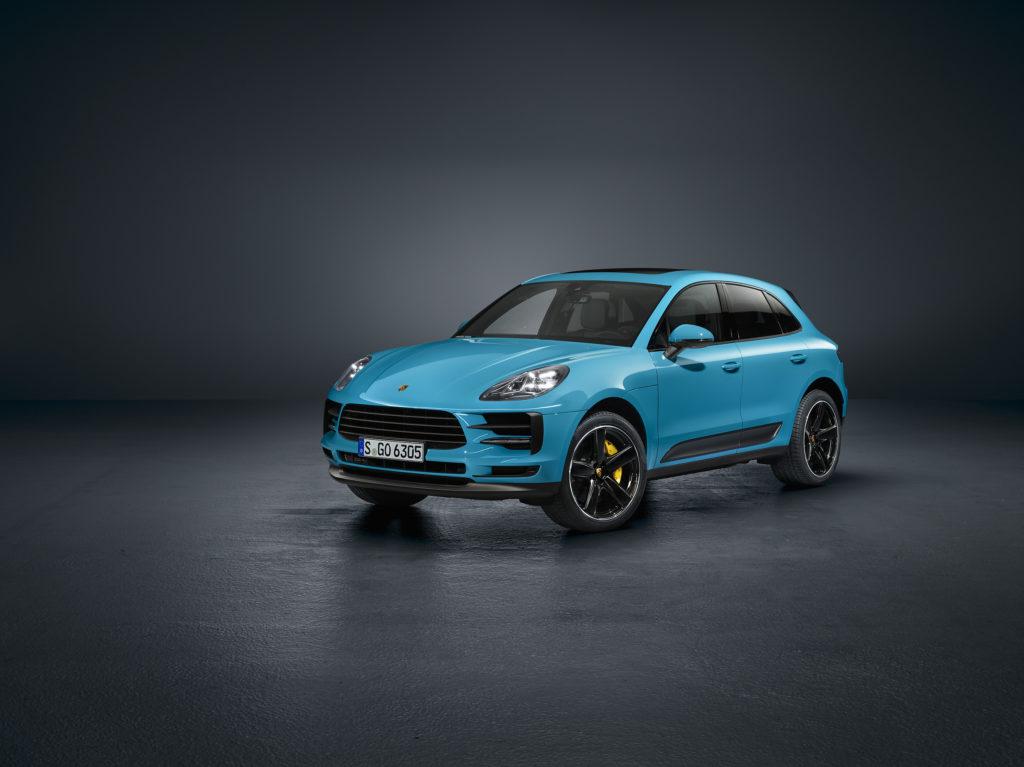 Porsche Macan MY 2019 esterni