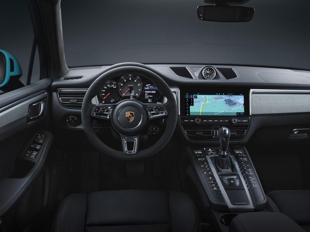 Nuova Porsche Macan: sempre connessa con il Communication Management