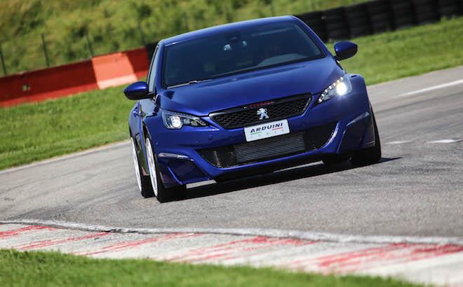 Peugeot 308 by Arduini Corse: la one-off con spirito racing [VIDEO]