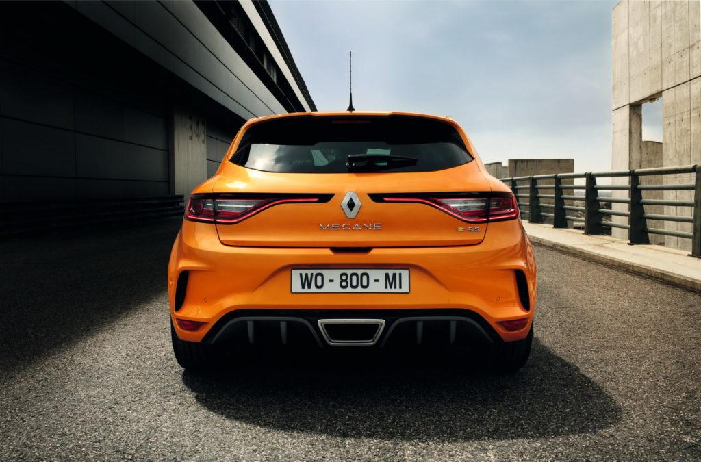 Renault Megane RS: che voce il 1.8 turbo da 280 cv [VIDEO]