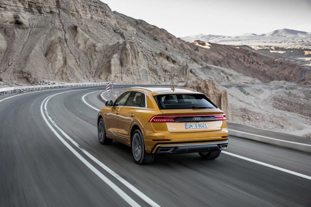 Nuova Audi Q8: aperti gli ordini, ma solo per l'ibrido 50 TDI