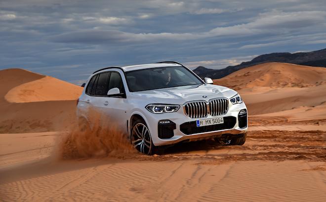 BMW X5: il SUV diventa più grande e più tecnologico [VIDEO]