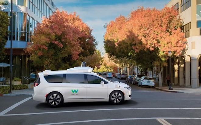 Guida autonoma: oltre 8 milioni di miglia di test per Waymo