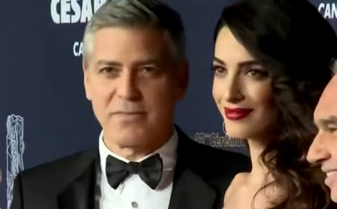 Incidente Clooney: il brutto impatto dell'attore in Sardegna [VIDEO]