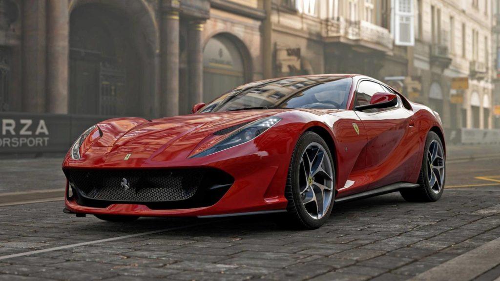 Forza Motorsport 7, arrivano nuove auto tra cui Ferrari 812 Superfast e McLaren 720S [VIDEO]