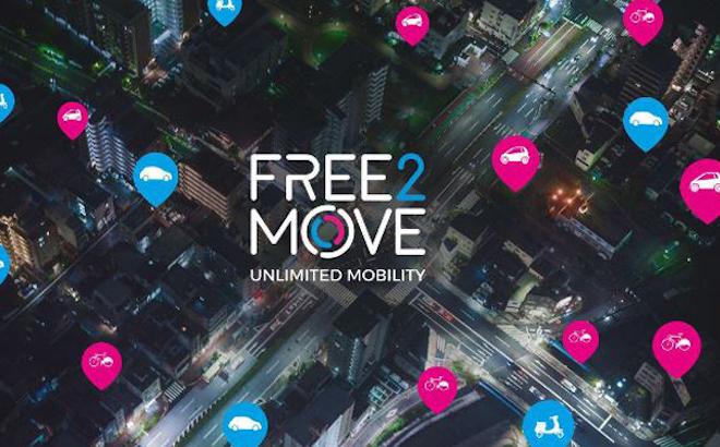 Free2Move Paris: il car sharing elettrico PSA in arrivo a Parigi