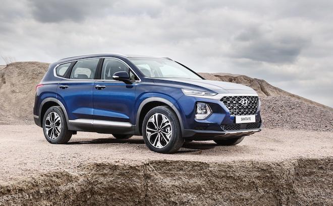 Hyundai Santa Fe: confermato l'arrivo delle versioni ibride