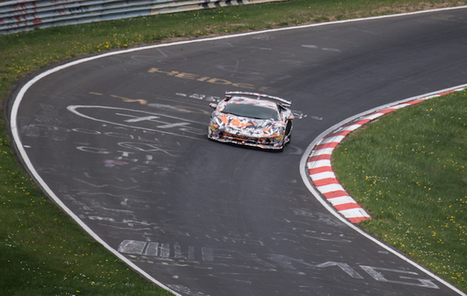 Lamborghini Aventador SVJ: è record al Nurburgring [VIDEO]