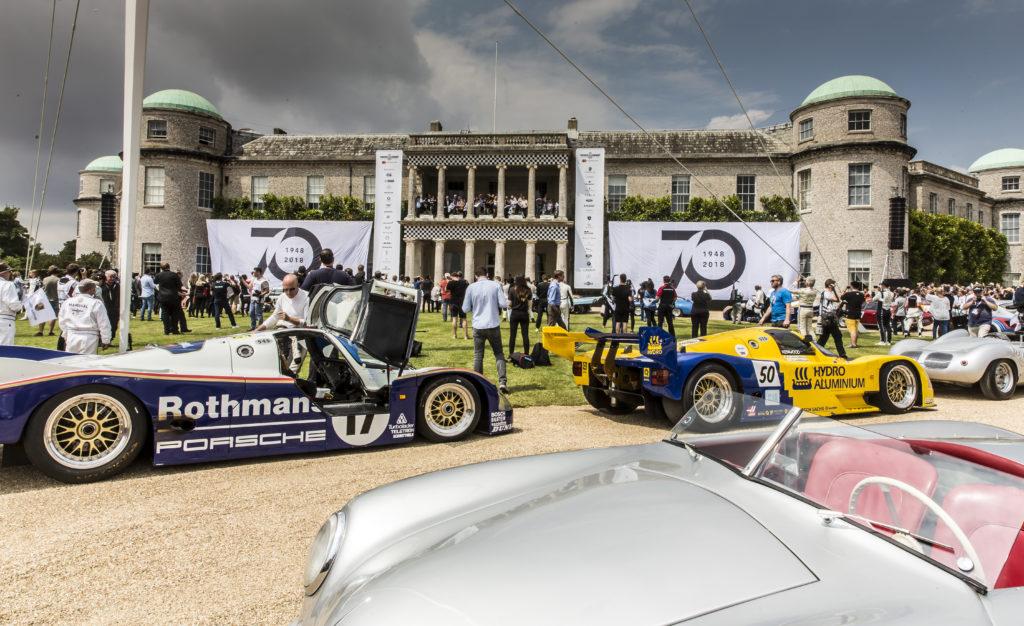 Goodwood Festival of Speed 2018: passato, presente e futuro dell'auto hanno entusiasmato come non mai