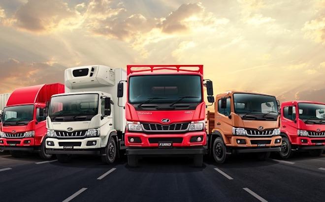 Mahindra Furio: una nuova gamma di veicoli commerciali Pininfarina