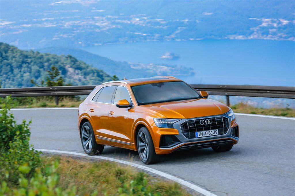 Audi Q8: al via gli ordini sul mercato italiano