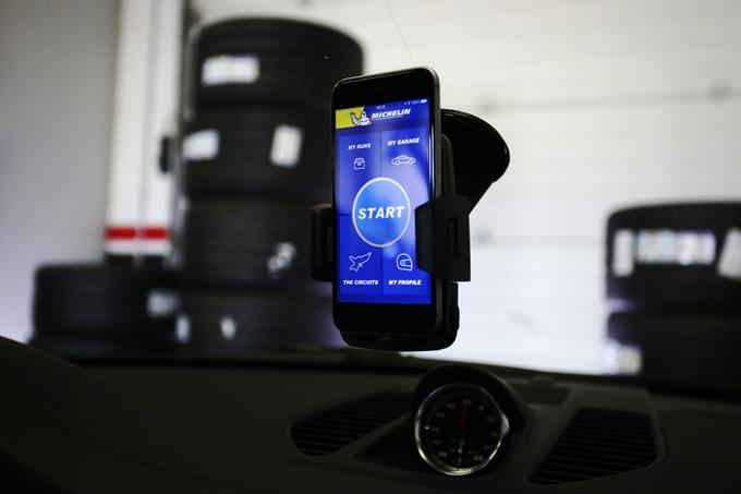 Michelin Track Connect: Intervista e prova in pista della nuova app per smartphone [VIDEO]