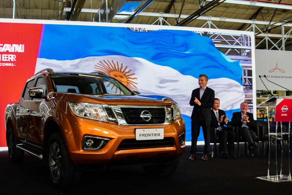 Nissan Navara: avviata la produzione anche in Argentina