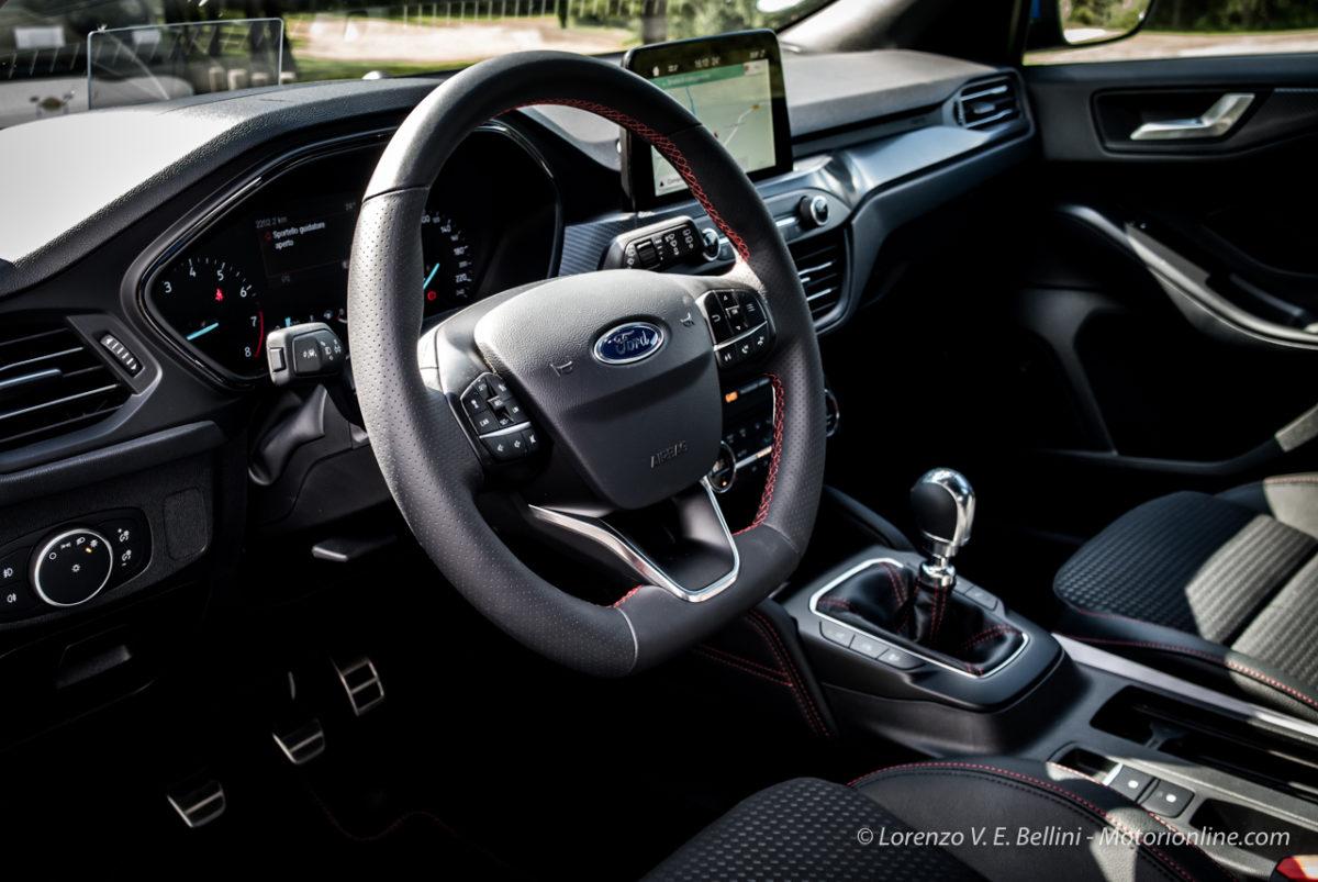 Nuova Ford Focus, primo contatto con la quarta generazione ...