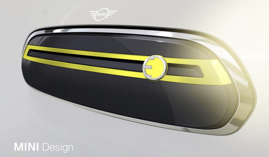 MINI Cooper E: primi TEASER del nuovo modello elettrico