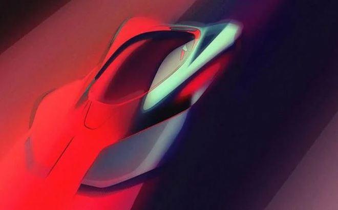 Pininfarina PF0: la versione concept sarà svelata ad agosto a Monterey