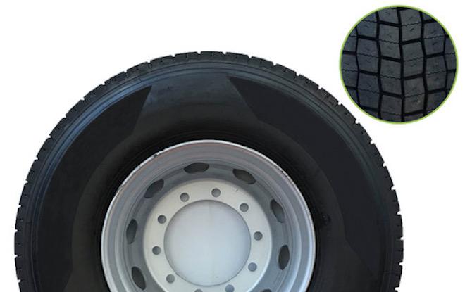 EcoTyre: il primo pneumatico contenente gomma riciclata
