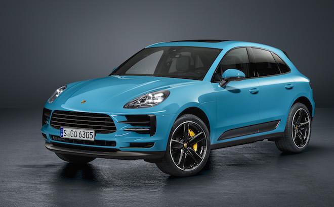 Porsche Macan: come si è rinnovato il design [VIDEO]