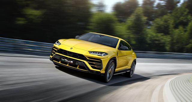 Lamborghini: a Goodwood 2018 si celebra l'arrivo sul mercato inglese della Urus