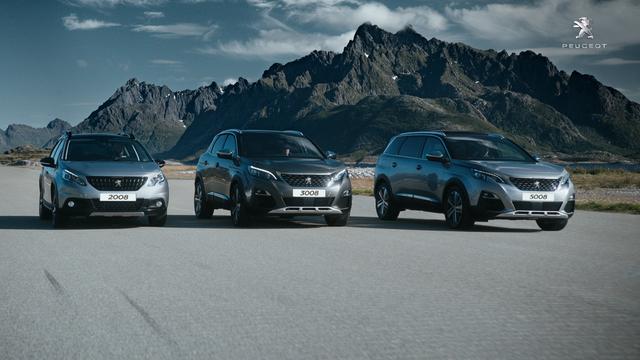 Peugeot: nel primo semestre 2018 cresce del 7,9% e raggiunge una quota di mercato del 5,8%